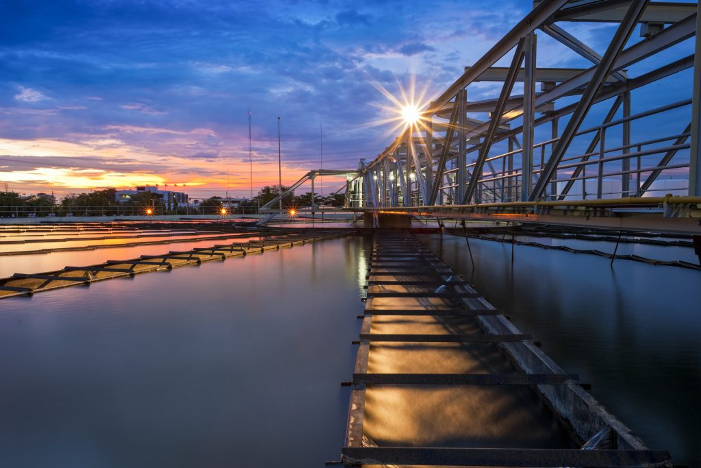 wastewater treatment companies